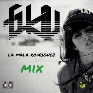 La Mala Rodriguez Mix by Dj Gkiu
