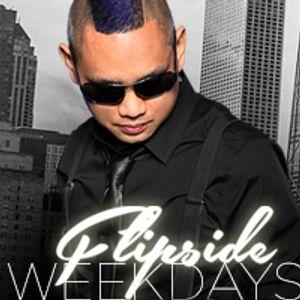 DJ Flipside@5 B96 9-28-2016