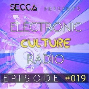 Secca Presents: Electronic Culture Radio #019