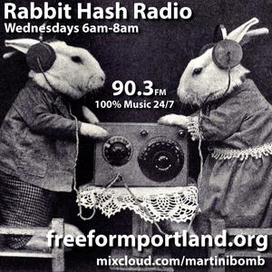 Rabbit Hash Radio : KFFP-LP 90.3FM Episode #12 12/20/17