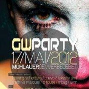 Chievo&Takeshy Sinn_ GW Party 17.05.2012