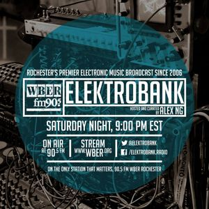 Elektrobank Radio : No.357 : September 28st, 2013 : feat. Resident Mikhail Budhai