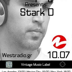 Stark D - BluDeepNight Radio Show 10/07