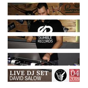 MAF Studio #Guest mix by David Salow 05-2018