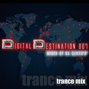 Digital Destination 007 mixed by