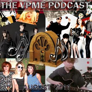 The Von Pip Musical Express Podcast Episode 4 - August 2011