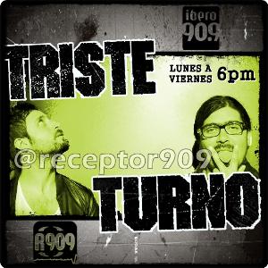 """TristeTurno (12-02-13) """"La diputada Crystal, Sección de Tecnología y Mood Fu en cabina"""""""