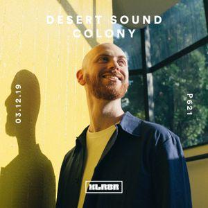 XLR8R Podcast 621: Desert Sound Colony