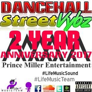 Dancehall Street Vybz 2 Anniversary 2017