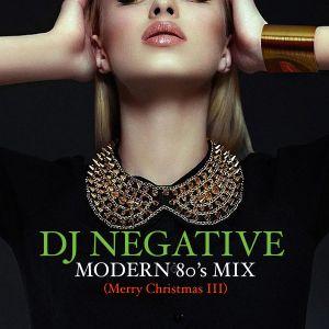 DJ NEGATIVE - MODERN 80'S MIX 2014!!! (MERRY CHRISTMAS III)