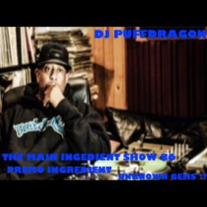 Dj PuffDragon Presents……The Main Ingredient Show 86 (Premo Ingredient) Unknown Gems??