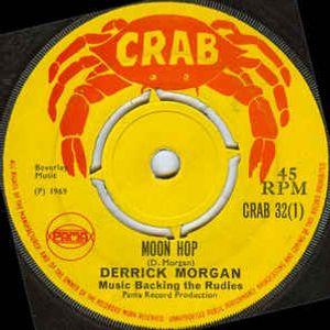 MOON HOP!  MORE BOSS REGGAE FROM PAMA 1967 - 1971