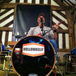 Hollowbelly live at Chadkirk Chapel, Romiley - recorded for Roots & Fusion