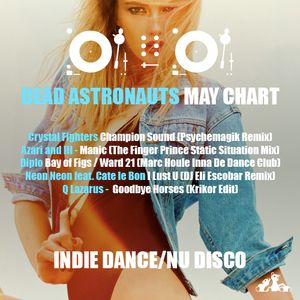 Micro Mix: Dead Astronauts May Chart