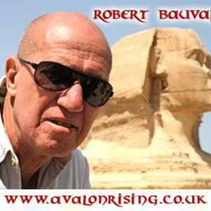 ROBERT BAUVAL - Black Genesis & Egyptian Mysteries - 21/9/10