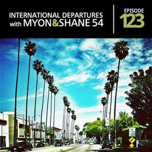 Myon & Shane 54 - International Departures 123 (06-04-2012)