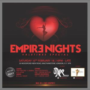 Empire Nights (Teaser Mix) Feb 10th 2018