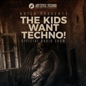 Brick Presents : The Kids Want Techno! | Official Radio Show Episode 3 : Avika