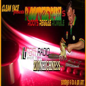 Rootzfaya´s Rootz Reggae Rumble from the 21st of June 2015