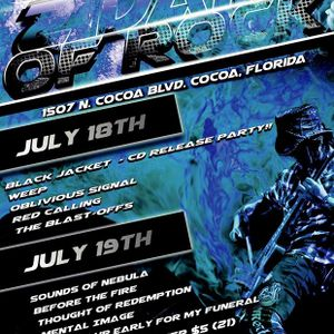 Rock Gator Radio Show 7.13.14
