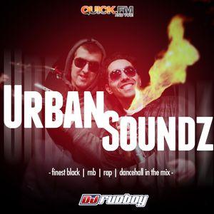 DJ RUDboy & Kalm - Urban Soundz vom 24.1.12 auf QUICKfm