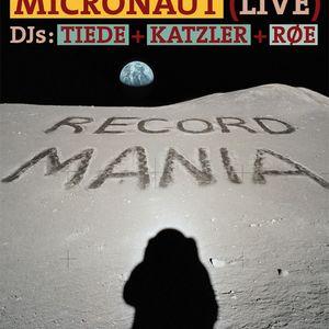 Tiede @ Record Mania / Tiko 06-02-2010 part1