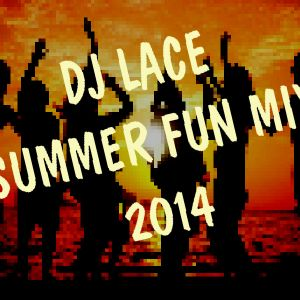 DJ lace - Summer fun volume 1