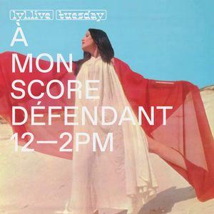 À Mon Score Défendant (26.12.17) w/ Max Duplan