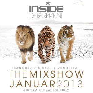 Inside Department MixShow Januar 2013