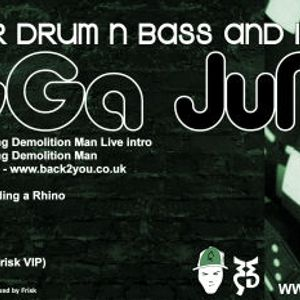 I'll see your DnB, and I'll Raise you Ragga Jungle
