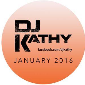 Dj Kathy - January 2016