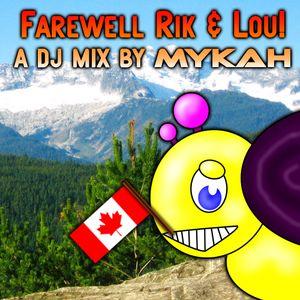Farewell Rik & Lou!
