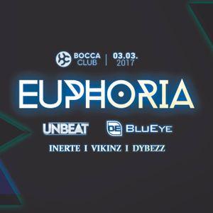 BluEye @ Euphoria 03-03-2017 - Olomouc - Reconstruction