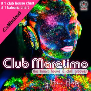 Club Maretimo Broadcast 28 - the finest house & chill grooves in the mix