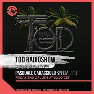 Tod Radioshow 01 Special Guest Pasquale Caracciolo