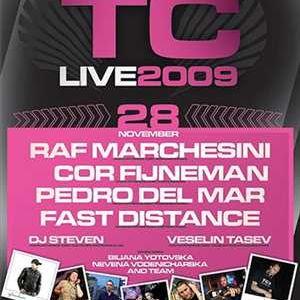 DJ Steven - Live @ Escape,Sofia (Live TC Broadcast) 28.11.2009