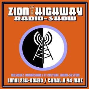 Zion Highway Radio-Show / Tr3lig  / Tristan / Uncle Geoff / Enora II