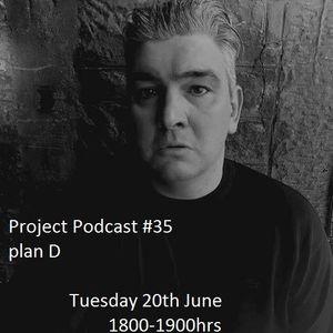 Fnoob Techno Radio  PROJECTpodcasts#35 show 20th June 2017 dj plan D ....Dunfermline Scotland