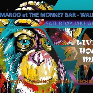 Sean Samaroo  Monkey Bar Orlando   January 4th 2020