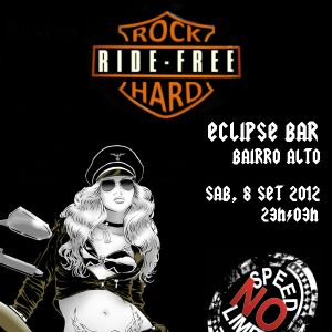 Bad To The Stone Rock Session - Rock Hard, Ride Free @ Eclipse Bar (8 Set 2012)