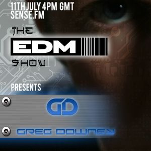 039 The EDM Show with Alan Banks & guest Greg Downey