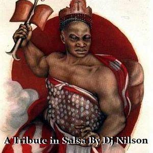 DJ NILSON PROMO DURO #41 - ELUBE A CHANGO A Tribute in Salsa By Dj Nilson