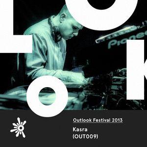 Kasra (Critical Recordings) @ Outlook Festival 2013 Promo Mixtape #009 (23.05.2013)