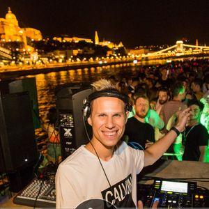 Groovelyne @ Budapest Boat Party, Hungary 2019-07-25