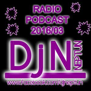 Dj. Neptun - Radio Podcast 2016-03