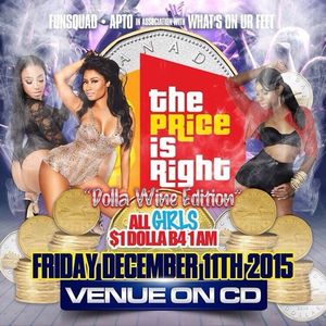 The Price Is Right '15 Promo Mix