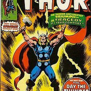 Haze-cast 21: Thor Review