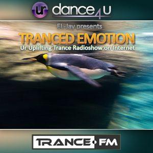 EL-Jay presents Tranced Emotion 308, Trance.FM -2015.09.01