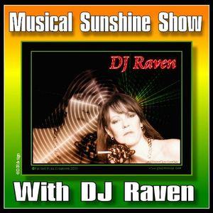 DJ Raven's Musical Sunshine Show on UFDV Radio 87.9fm 23 June 2012