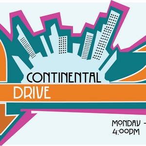 Continental Drive Time - #RequestTuesday 21st April 2015